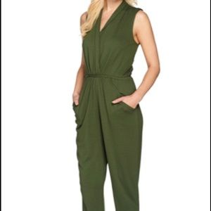 Lisa Rinna Green Jumpsuit Size M